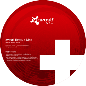 avast! Rescue Disc